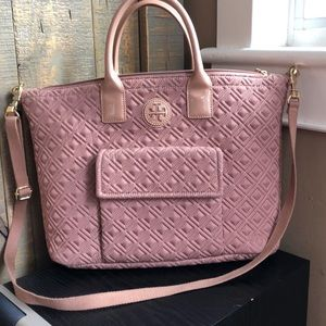 Tory Burch Quilted Marion bag